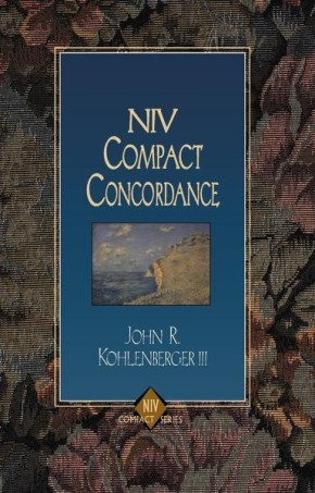 NIV Compact Concordance *Scratch & Dent*