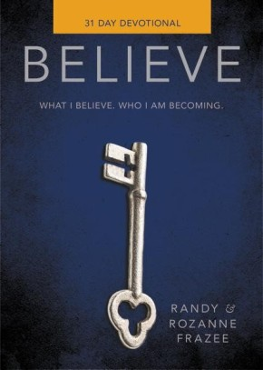 Believe 31-Day Devotional