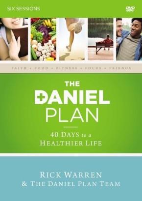 The Daniel Plan: A DVD Study: 40 Days to a Healthier Life