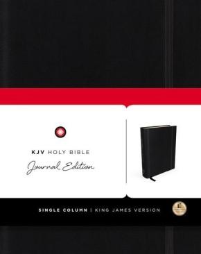 KJV, Holy Bible, Journal Edition, Hardcover, Red Letter Edition
