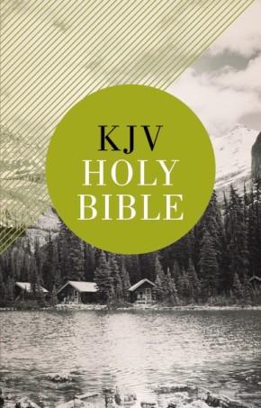 KJV, Value Outreach Bible, Paperback *Scratch & Dent*
