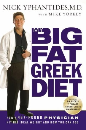 My Big Fat Greek Diet PB Nick Yphantides