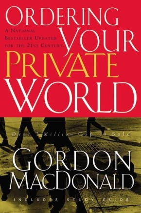 Ordering Your Private World PB by MacDonald