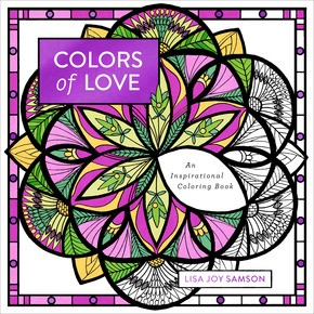 Colors of Love: An Inspirational Coloring Book