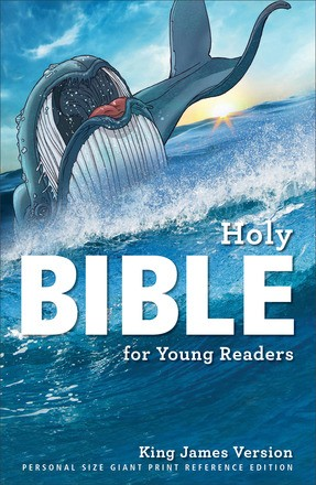 KJV Bible for Young Readers *Scratch & Dent*