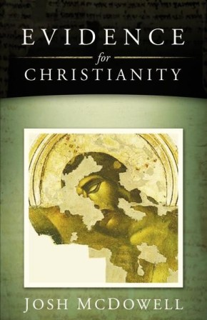 Evidence for Christianity PB by Josh McDowell