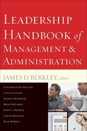 Leadership Handbook of Management and Administration