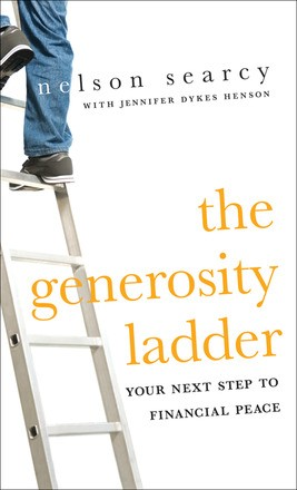 The Generosity Ladder: Your Next Step to Financial Peace *Scratch & Dent*