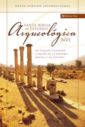 Santa Biblia de estudio arqueológica NVI (Spanish Edition) *Scratch & Dent*