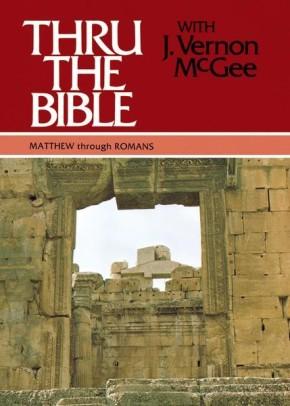 Thru the Bible, Vol. 4: Matthew-Romans *Scratch & Dent*