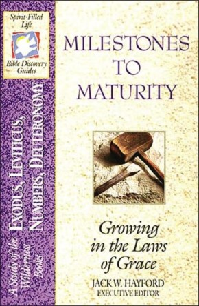 The Spirit-filled Life Bible Discovery Series B2-milestones To Maturity *Scratch & Dent*