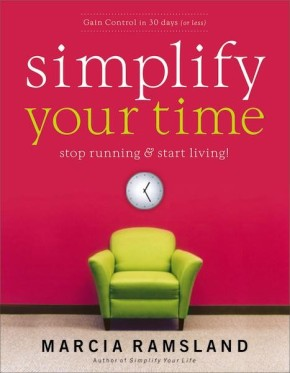 Simplify Your Time PB by Marcia Ramsland