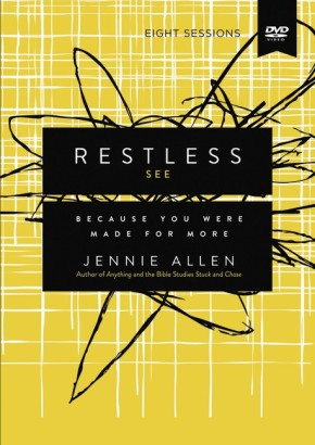Restless DVD: Because You Were Made for More