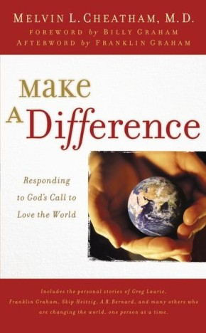 Make a Difference: Responding to God's Call to Love the World (Discovery Bible Study Book)