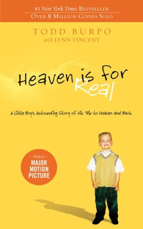 Heaven is for Real: A Little Boy's Astounding Story of His Trip to Heaven and Back *Scratch & Dent*