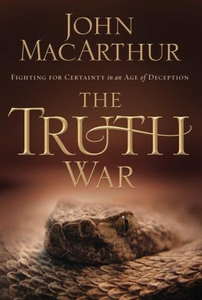 The Truth War: Fighting for Certainty in an Age of Deception *Scratch & Dent*