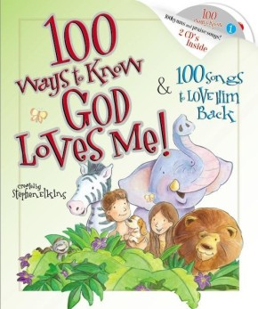 100 Ways to Know God Loves Me, 100 Songs to Love Him Back *Scratch & Dent*