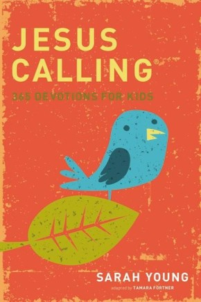Jesus Calling: 365 Devotions For Kids *Scratch & Dent*