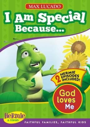 I am Special: God Loves Me *Scratch & Dent*