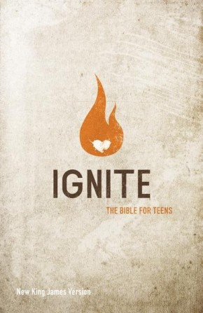 Ignite-NKJV: The Bible for Teens (Signature)