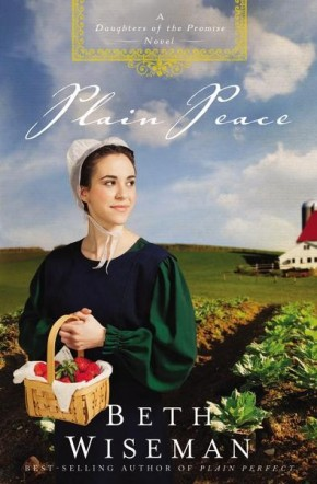 Plain Peace (A Daughters of the Promise Novel) *Scratch & Dent*