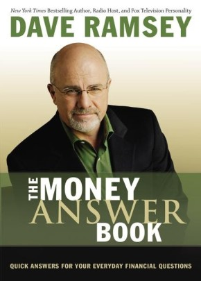 The Money Answer Book *Scratch & Dent*