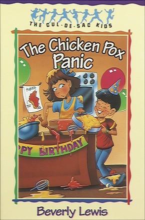The Chicken Pox Panic (The Cul-de-Sac Kids #2) (Book 2)