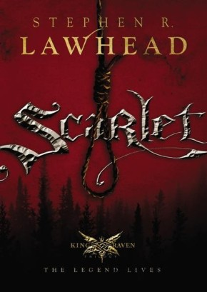 Scarlet (The King Raven, Book 2) *Scratch & Dent*