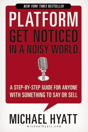 Platform: Get Noticed in a Noisy World *Scratch & Dent*