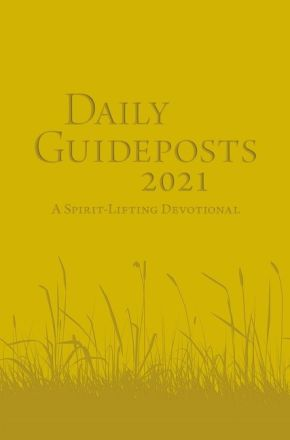 Daily Guideposts 2021 Leather Edition: A Spirit-Lifting Devotional