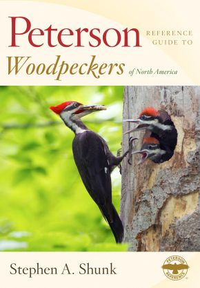 Peterson Reference Guide to Woodpeckers of North America (Peterson Reference Guides) *Scratch & Dent*