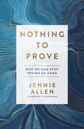 Nothing To Prove: Why We Can Stop Trying So Hard *Scratch & Dent*