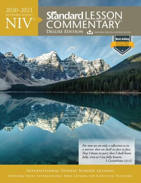 NIV Standard Lesson Commentary Deluxe Edition 2020-2021