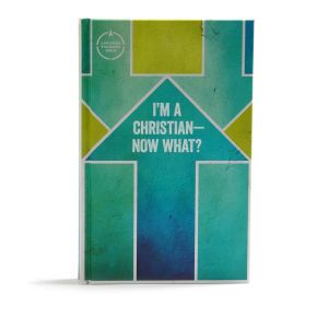 CSB I'm a Christian?Now What? Bible for Kids, Hardcover *Scratch & Dent*