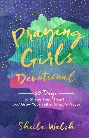 Praying Girls Devotional *Scratch & Dent*