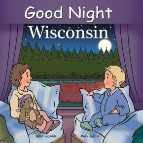 Good Night Wisconsin (Good Night Our World) *Scratch & Dent*