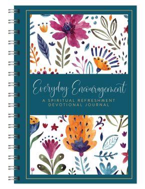 Everyday Encouragement: A Spiritual Refreshment Devotional Journal