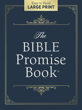 Bible Promise Book Large Print Edition