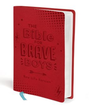 The Bible for Brave Boys: New Life Version