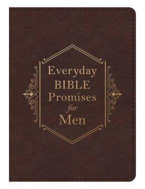 Everyday Bible Promises for Men *Scratch & Dent*