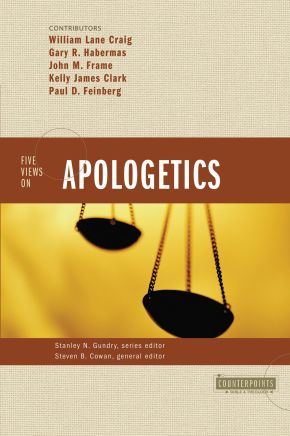 Five Views on Apologetics *Scratch & Dent*