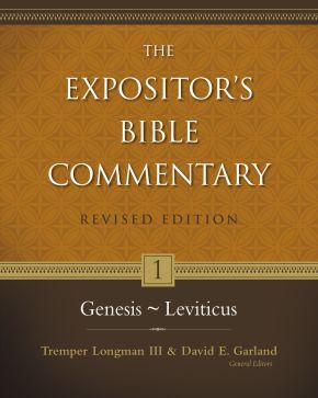 The Expositor's Bible Commentary: Genesis-Leviticus (Expositor's Bible Commentary) *Scratch & Dent*