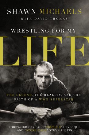 Wrestling for My Life: The Legend, the Reality, and the Faith of a WWE Superstar *Scratch & Dent*