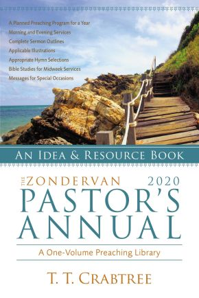 The Zondervan 2020 Pastor's Annual: An Idea and Resource Book (The Zondervan Pastor's Annual)