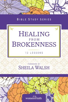 Healing from Brokenness (Women of Faith Study Guide Series) *Scratch & Dent*