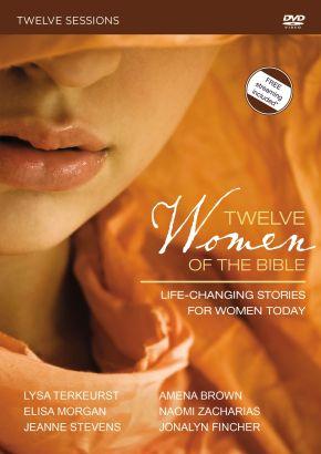 Twelve Women of the Bible Video Study *Scratch & Dent*