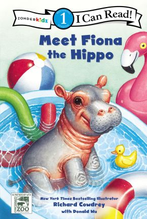 Meet Fiona the Hippo: Level 1 (I Can Read! / A Fiona the Hippo Book)
