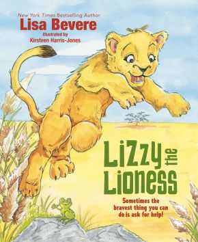 Lizzy the Lioness *Scratch & Dent*