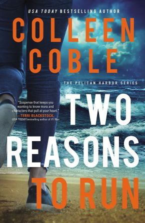 Two Reasons to Run (The Pelican Harbor Series) *Scratch & Dent*