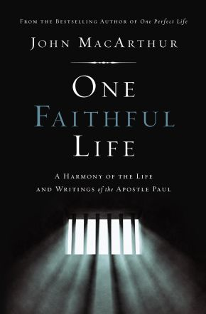 One Faithful Life, Hardcover: A Harmony of the Life and Letters of Paul *Scratch & Dent*